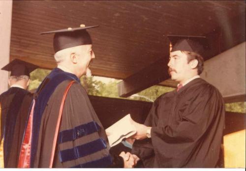 Millikin Graduation - 1982