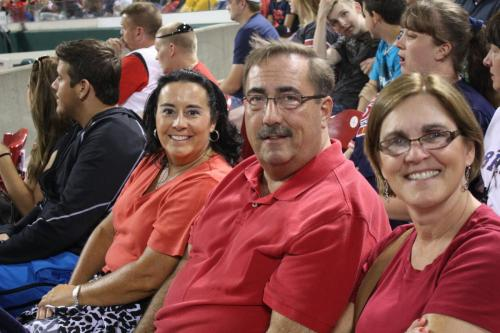 Reds Game (5/12)