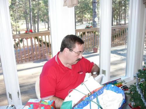 Christmas in NC (12/03)