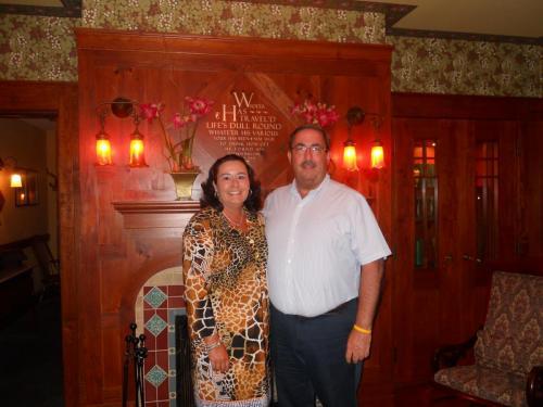 Melinda & Phil in Pinehurst, NC