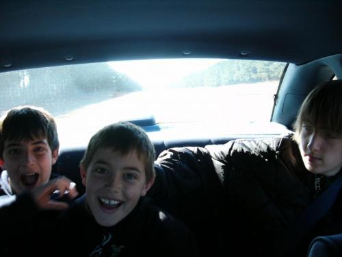 Backseat Shenanigans(2/05)