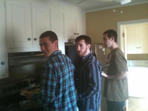 Thanksgiving Dinner ala Cracker Barrel (11/11)