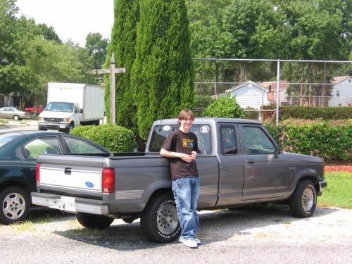 First Car! (8/06)