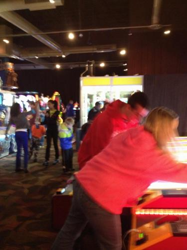Dave & Buster's (01/13)