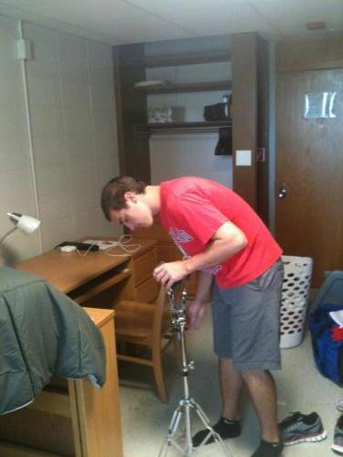 First WKU Dorm Room (8/13)