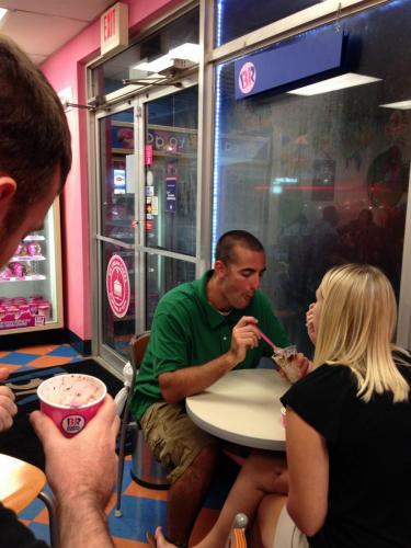 BG Visit - Jesse Robinson's!! (08/14)