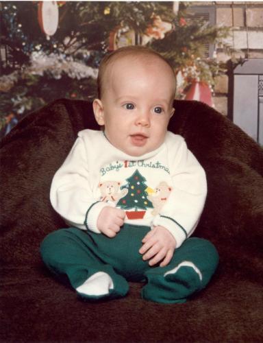 First Christmas (12/90)