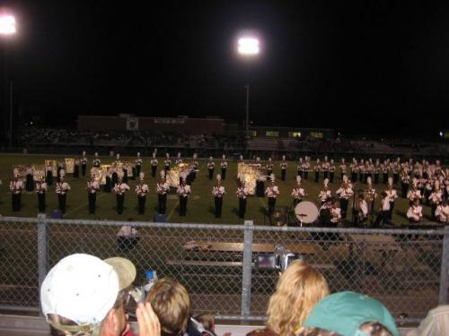 PHS Band in Competition (9/05)