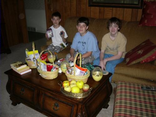Easter Goodies (4/04)