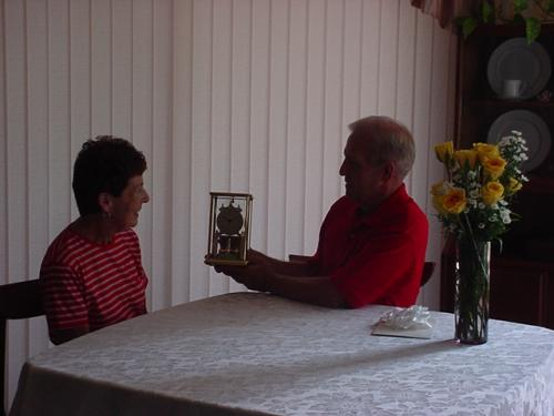 Mom & Dad - 50th Anniversary