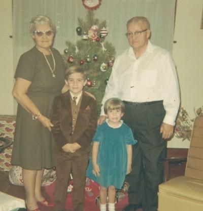 Christmas with the Thomas'
