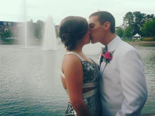Pre-Prom Kiss (5/13)