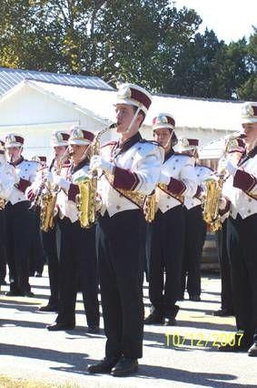 PHS Band (10/07)
